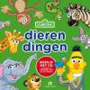 <b>Sesamstraat</b>,Dierendingen, Sesamstraat, Boek + CD, 20 liedjes van en over dieren