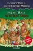 Philip  Ardagh,Robin-met-de-hoed en de groene mannen ; Robin-met-de-hoed en de rode draken AVI M5/E5