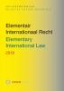 ,<b>Elementair Internationaal Recht 2019</b>