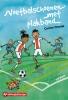 Corien Oranje,Voetbalschoenen met plakband