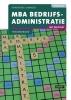 Annemiek  Lammers ,MBA Bedrijfsadministratie met resultaat Theorieboek 2e druk