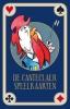 Marten  Toonder ,De Canteclaer speelkaarten