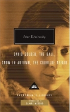 Nemirovsky, Irene David Golder, The Ball, Snow in Autumn, The Courilof Affair