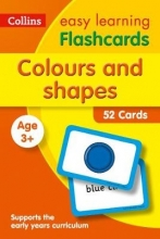 Collins Easy Learning Colours and Shapes Flashcards
