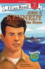 Keenan, Sheila John F. Kennedy the Brave
