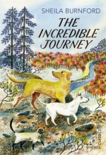 Sheila Burnford The Incredible Journey