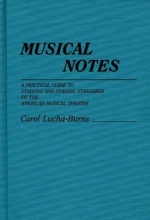 Burns, L Carol Musical Notes