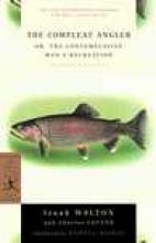 Walton, Izaak The Compleat Angler