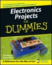 Boysen, Earl Electronics Projects For Dummies