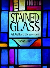 Clare, Steve Stained Glass