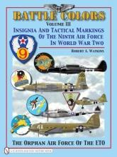 Watkins, Robert A. Battle Colors Volume 3