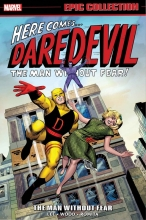 Lee, Stan,   Wood, Wallace,   O`Neil, Dennis Epic Collection Daredevil 1