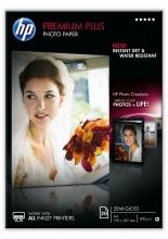 , Inkjetpapier HP CR673A A4 semi glossy 300gr 20vel