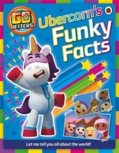 Go Jetters: Ubercorn`s Funky Facts