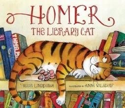 Lindbergh, Reeve Homer, the Library Cat