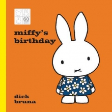 Bruna, Dick Miffy`s Birthday 60th Anniversary Edition