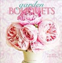 GRAPHIQUE DE FRANCE Garden Bouquets 2020 Square Wall Calendar