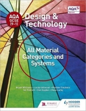 Williams, Bryan AQA GCSE (9-1) Design and Technology: All Material Categorie