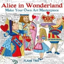 Daisy Seal Alice in Wonderland (Art Colouring Book)