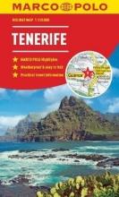 Tenerife Marco Polo Holiday Map 2019 - pocket size, easy fol