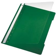 , Snelhechter Leitz 4191 A4 PVC groen