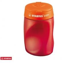 , Puntenslijper STABILO Easy 4502 3 in 1 rechtshandig oranje