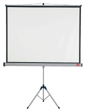 , Projectiescherm Nobo statiefscherm 150x113.8cm