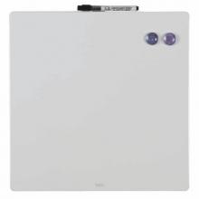 , Whiteboard Rexel 36x36cm wit magnetisch