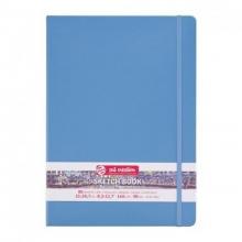 9314213m , Talens art creation schetsboek 80 vel 140gr a4 licht blauw