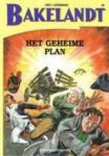 Hec  Leemans Bakelandt 96 Het geheime plan