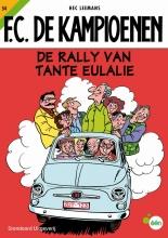Hec  Leemans F.C. De Kampioenen 54 De Rally van Tante Eulalie