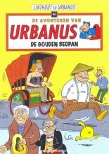 Willy  Linthout De avonturen van Urbanus Urbanus in De gouden bedpan 141