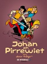Peyo Johan en Pirrewiet Integraal Hc01