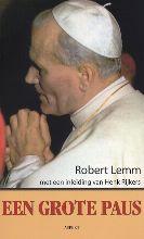 Robert Lemm , Een grote paus