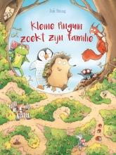 Dirk  Hennig Kleine pingun zoekt zijn familie - prentenboek met vijf doolhoven