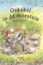 Sven  Nordqvist Gekakel in de moestuin