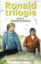 Ali C.  Drost-Brouwer Ronald trilogie 2  voorbij de horizon
