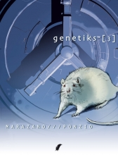 Ponzio,,Jean-michel/ Marazano,,Richard Genetiks Hc03