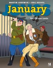 Eric Heuvel Martin Lodewijk, Het lijk van Lenin