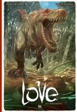 Fredric  Brremaud Dinosaurus Love 4
