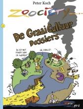 Peter  Koch Zoociety 2 De GraaiCultuur Dossiers