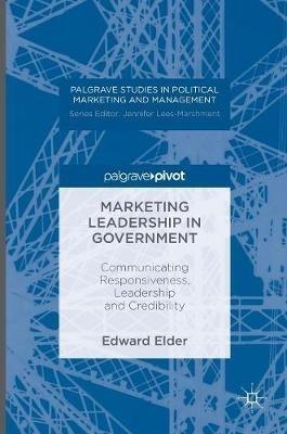 Edward Elder,Marketing Leadership in Government
