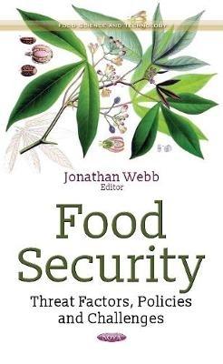 Jonathan Webb,Food Security