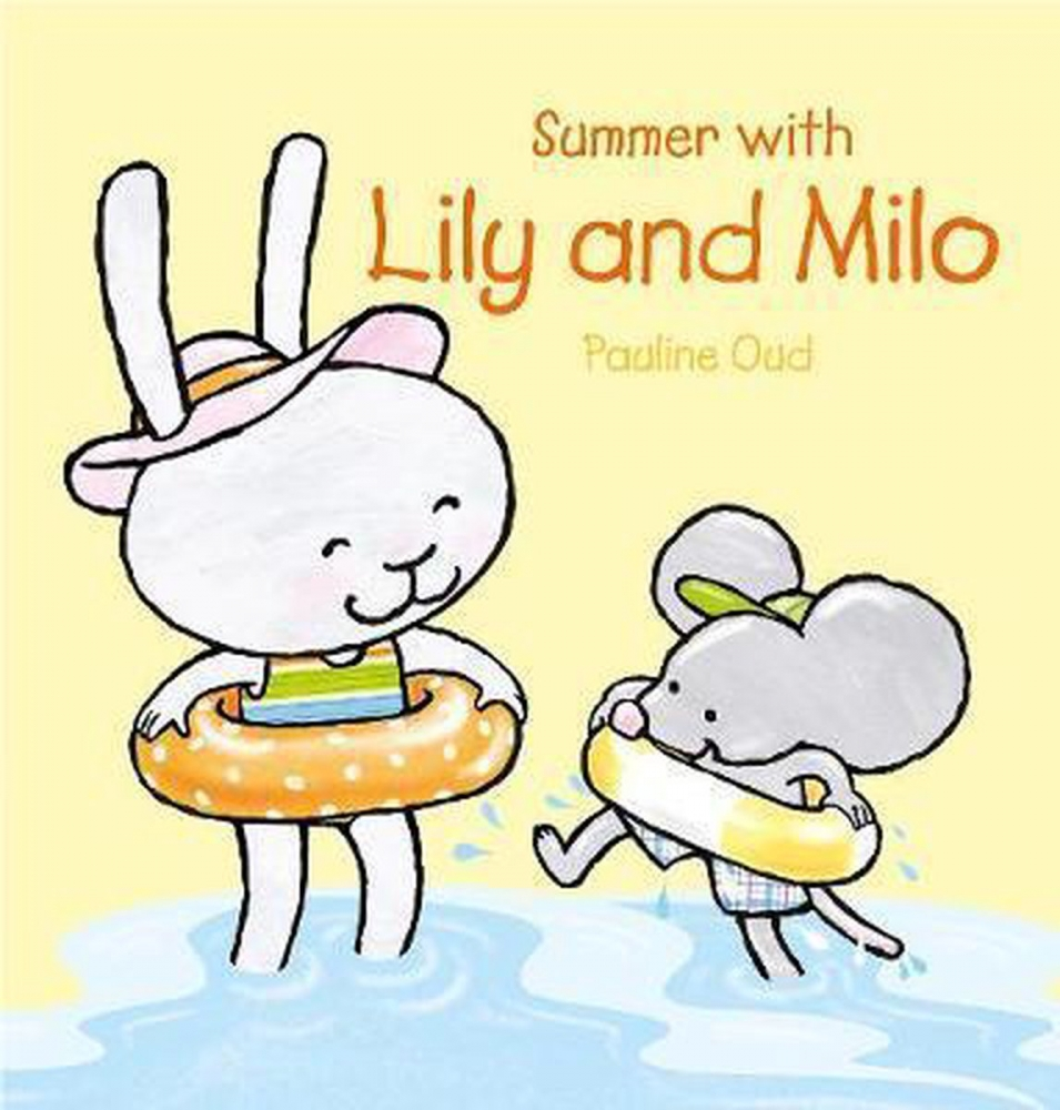 Pauline Oud,Summer with Lily and Milo