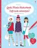 <b>Grote Mode Stickerboek Zelf Mode Ontwerpen - Wintercollectie</b>,Grote Mode Stickerboek