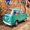 VW Bulli 2021, Broschürenkalender mit Ferienterminen. Wandkalender als Hommage