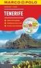 , Tenerife Marco Polo Holiday Map 2019 - pocket size, easy fol
