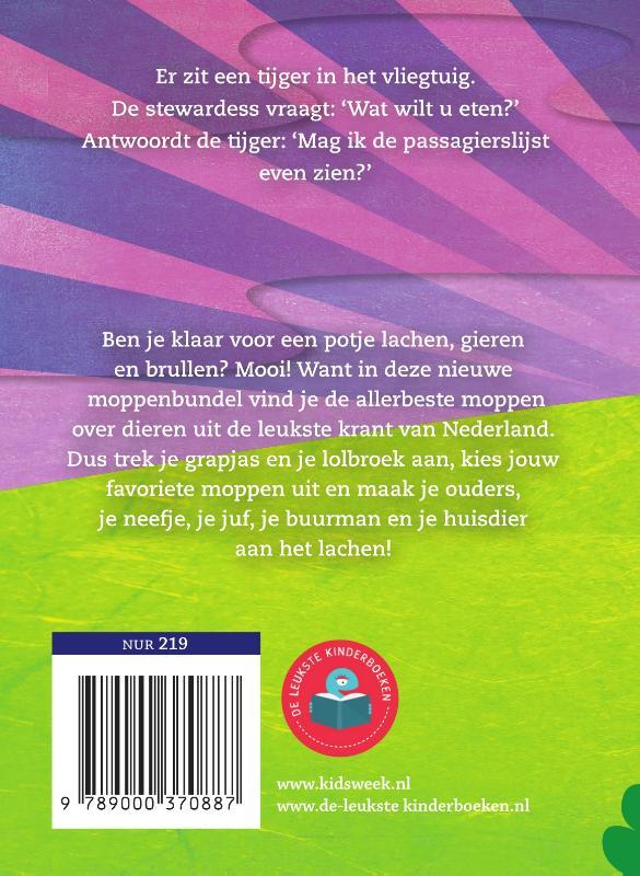Kidsweek,Kidsweek Moppenboek