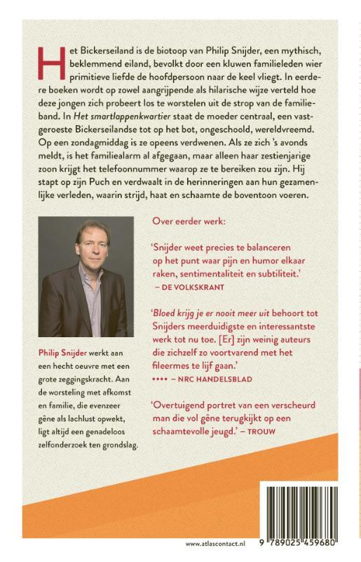 Philip Snijder,Het smartlappenkwartier