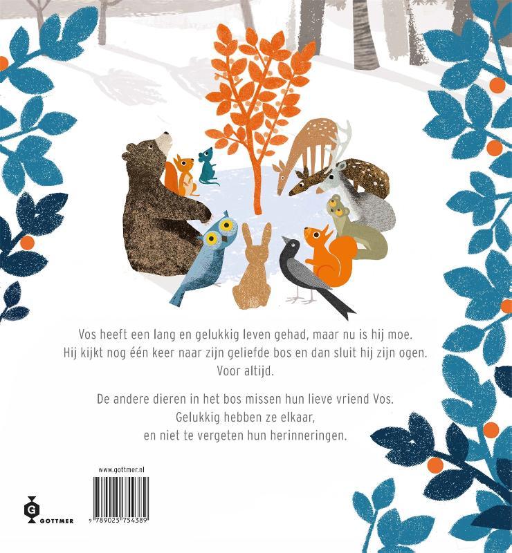 Britta Teckentrup,Een boom vol herinneringen